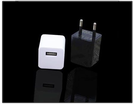 Spy Voice Activated Spy Wall Charger