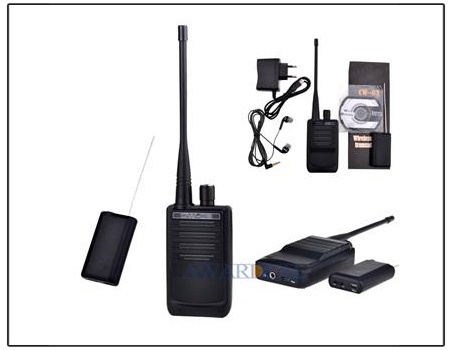 Wireless Smart Sound Monitor Recording