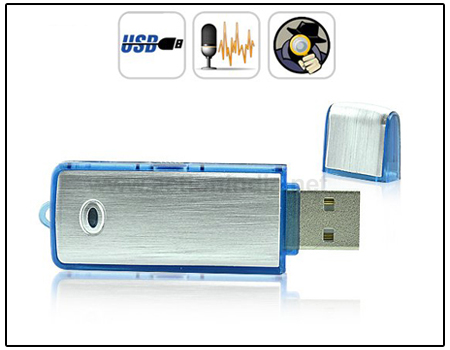 Spy USB Voice Recorder