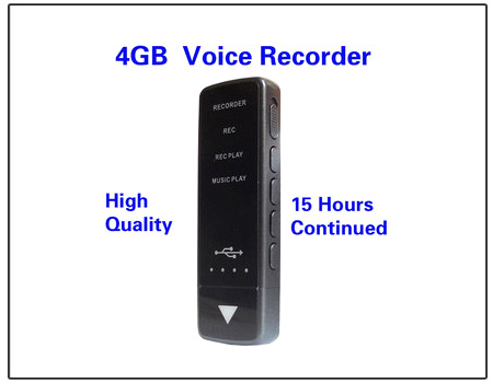 Spy USB Digital Voice Recorder