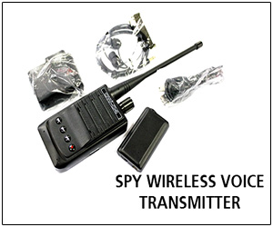 Spy Wireless Voice Transmitter