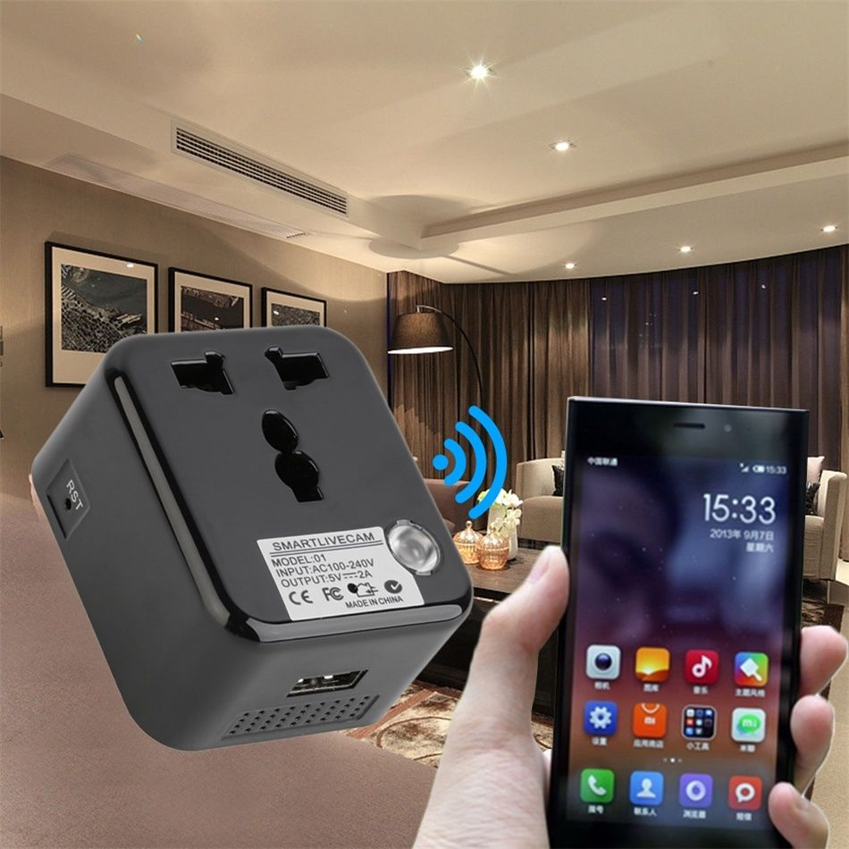 Spy Latest Nano Technology Live 4G Transmitting Camera