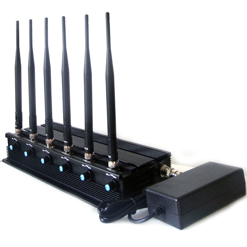 Jammer network , wireless network jammer radio