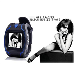 GPS Tracker With Mobile Phone