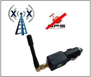 Anti Tracking GPS Jammer