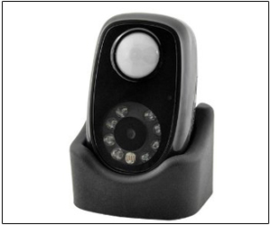 Spy Motion Activated CCTV Camera