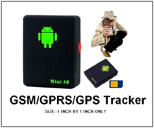 car GSM GPRS GPS tracker