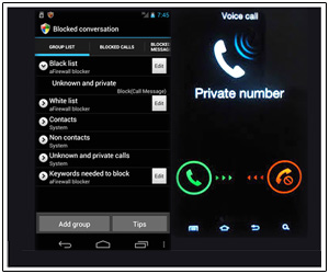 Private Number Show Call Apps