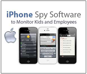 Spy Software For I-Phone