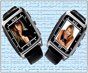 Spy Mobile Watch Phone