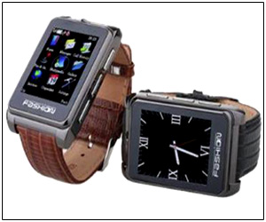 New Mobile Watch Phone
