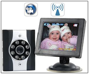 Wireless Baby Moniter Camera
