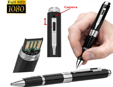 SPY PEN CAMERA HD VERSION