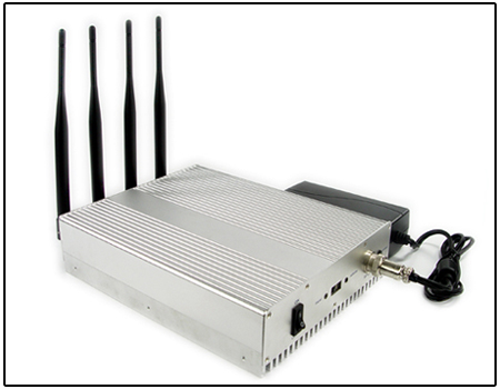 Spy Super High Power Mobile Phone Jammer