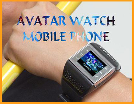 Avatar Watch Mobile Phone