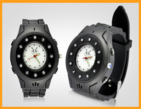Mobile Watch Phone For Kids GPS Tracker