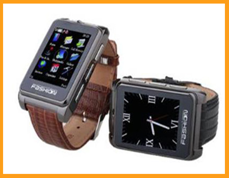 New Watch Mobile Phone