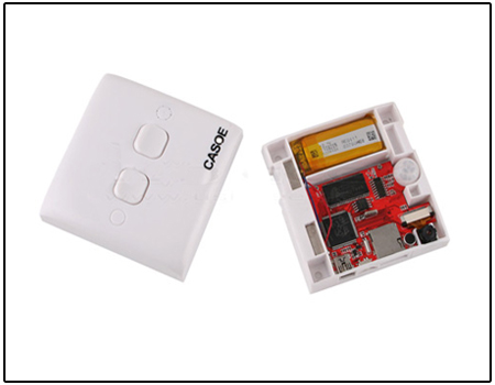 Spy Switch Camera With Motion Activated (HD)