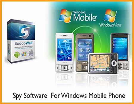 Spy Software For Window Mobile Phones